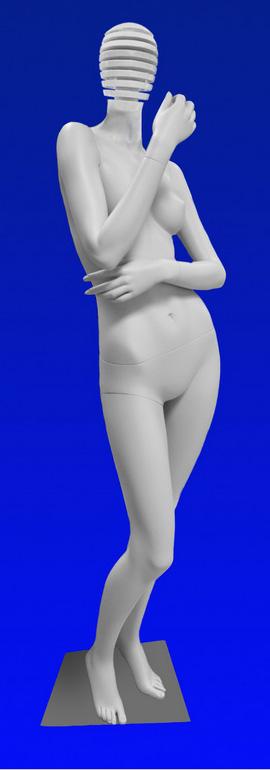 Female mannequin of the Eta series -32