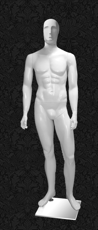 Mannequins of the Cosmo series 01