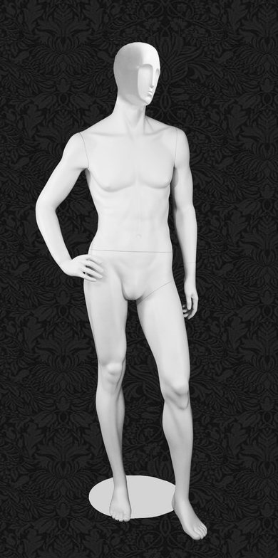 Man's mannequins of the Cosmo-19 series