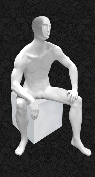 Man's mannequins of the Cosmo series -03