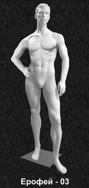Male mannequin of the Erofei series 03