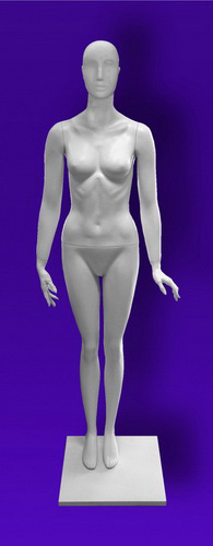 Female mannequins of the Independence series 11