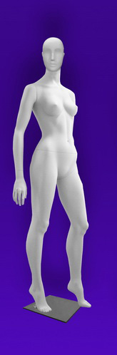 Female mannequins of the Independence series 19