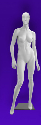 Female mannequins of the Independence series 20