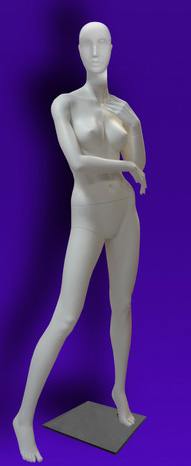 Female mannequins of the Independence series 32
