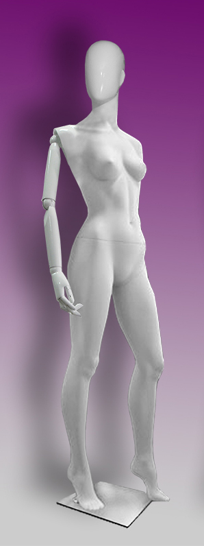 Female mannequins of the Insight series 11