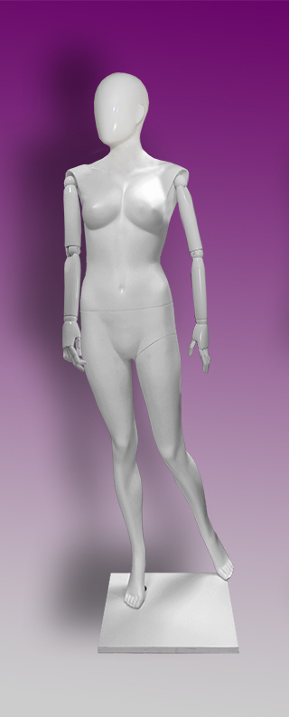 Female mannequins of the Insight series 02
