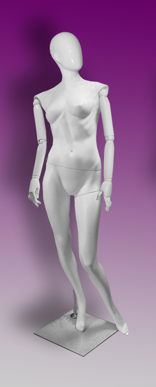 Female mannequins of the Insight series 03