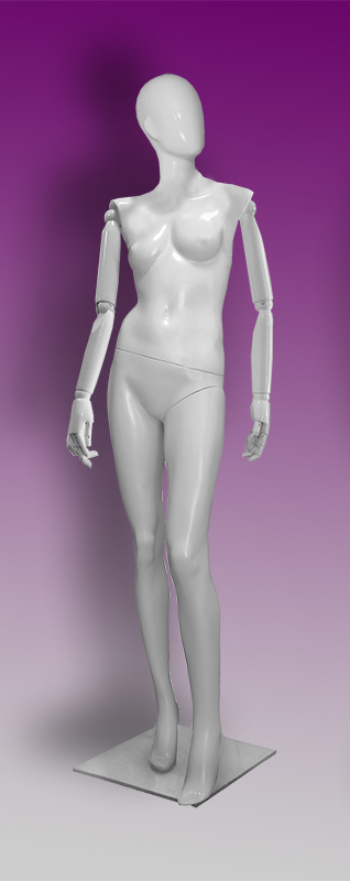 Female mannequins of the Insight series 07