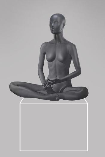 Female mannequin of the Yoga-4 series