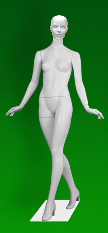 Female mannequins of the TA series 13