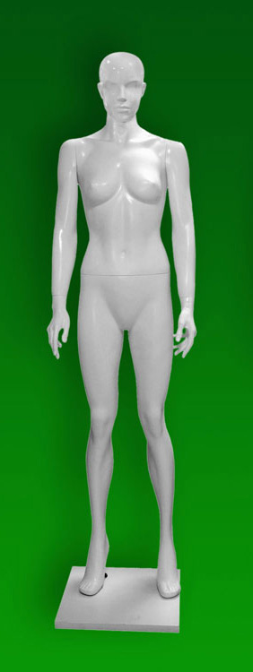 Female mannequins of the TA series 02