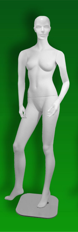 Female mannequins of the TA series 43