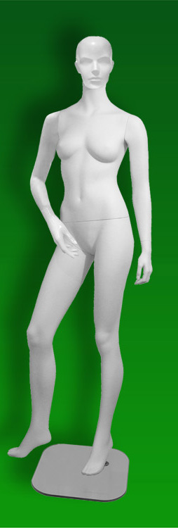 Female mannequins of the TA series 44