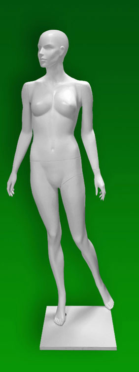 Female mannequins of the TA series 05