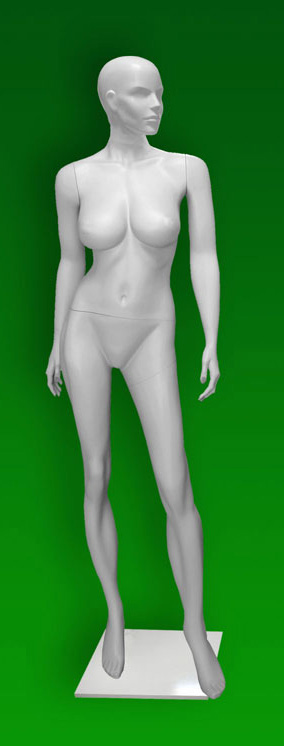 Female mannequins of the TA series 09