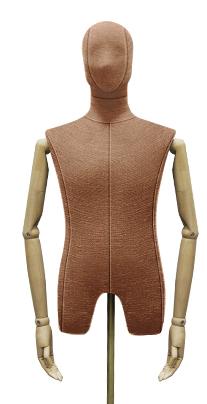 Men's fabric torso of Nostalgia 06
