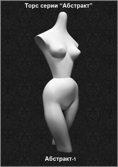 Torso of the Abstract Series