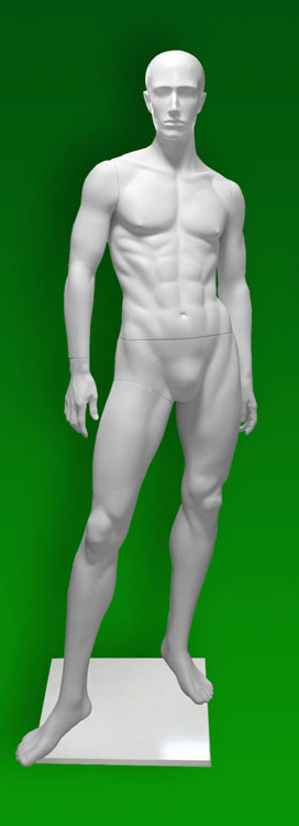 Male mannequins of the Tot series - 11