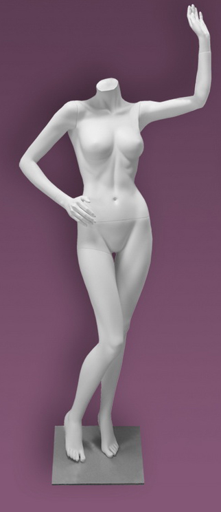 Female mannequins of the Inspiration series 13