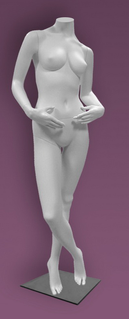Female mannequins of the Inspiration 14 series