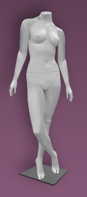 Female mannequins of the Inspiration 15 series