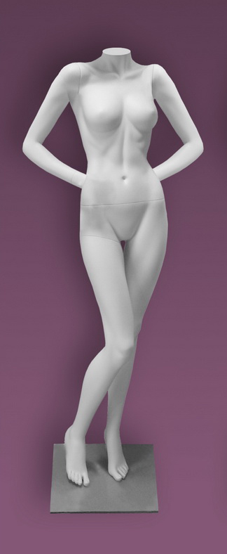 Female mannequins of the Inspiration series 20