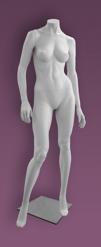 Female mannequins of the Inspiration 23 series