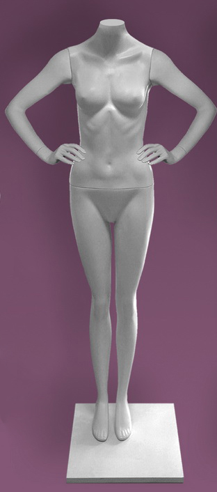 Female mannequins of the Inspiration 32 series