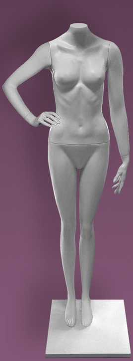 Female mannequins of the Inspiration 34 series