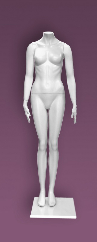 Female mannequins of the Inspiration 4 series