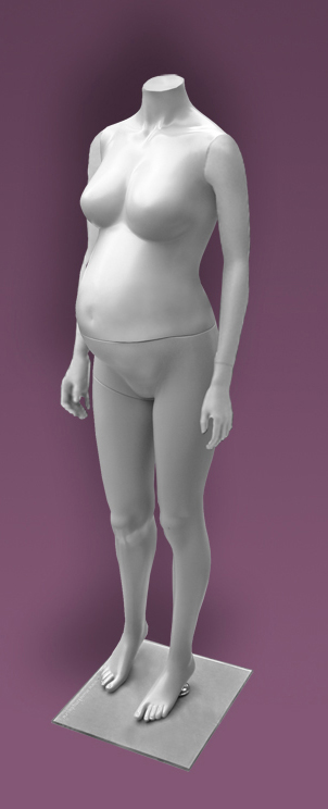 Female mannequins of the Inspiration 44 series