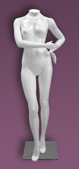 Female mannequins of the Inspiration 45 series