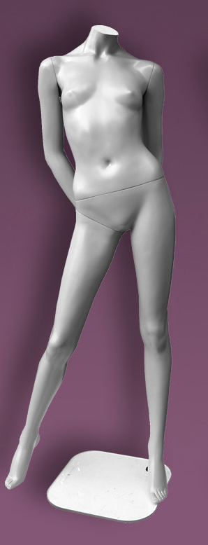 Female mannequins of the Inspiration 48 series