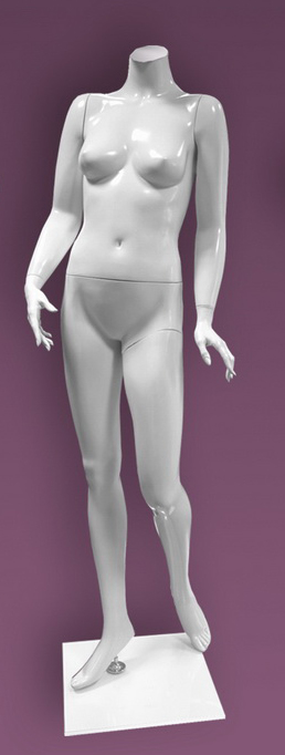 Female mannequins of the Inspiration 7 series
