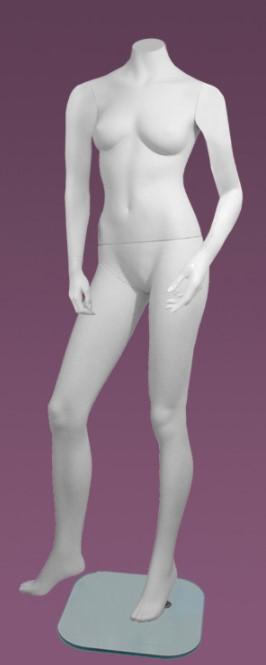 Female mannequins of the Inspiration series 56