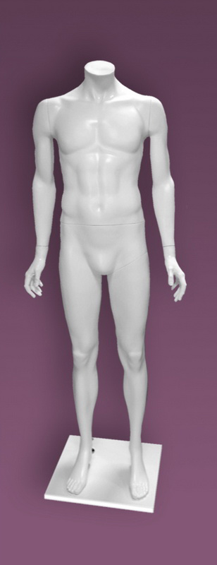 Male mannequins of the Inspiration series 1