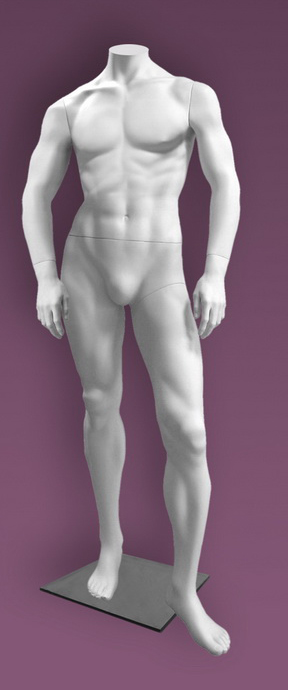 Male mannequins of the Inspiration 14 series