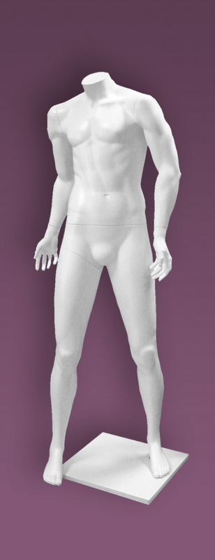 Male mannequins of the Inspiration 2 series