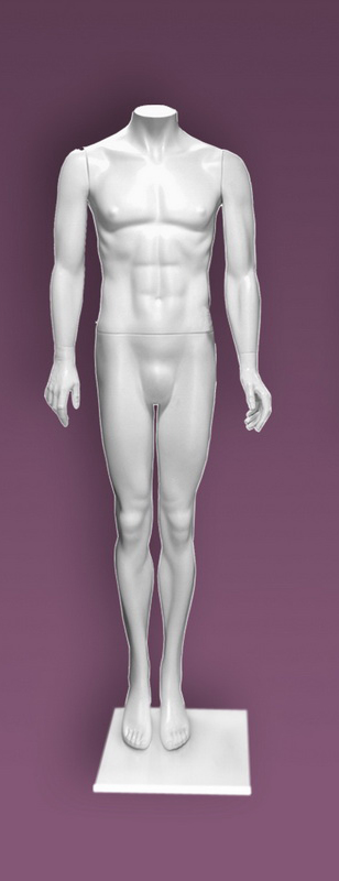 Male mannequins of the Inspiration 3 series