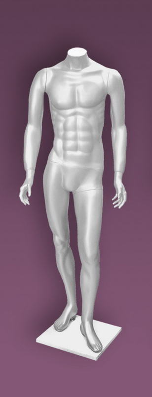 Male mannequins of the Inspiration series 4