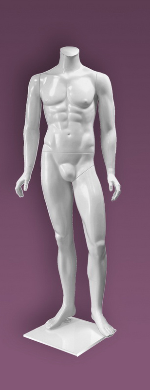 Male mannequins of the Inspiration 5 series