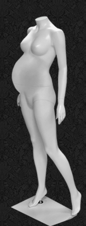 """Stylized mannequins of the series """"Future Moms"""" BB-03"""