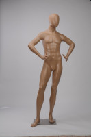 """Man's Mannequins of the Series """"Your"""" OM-5"""