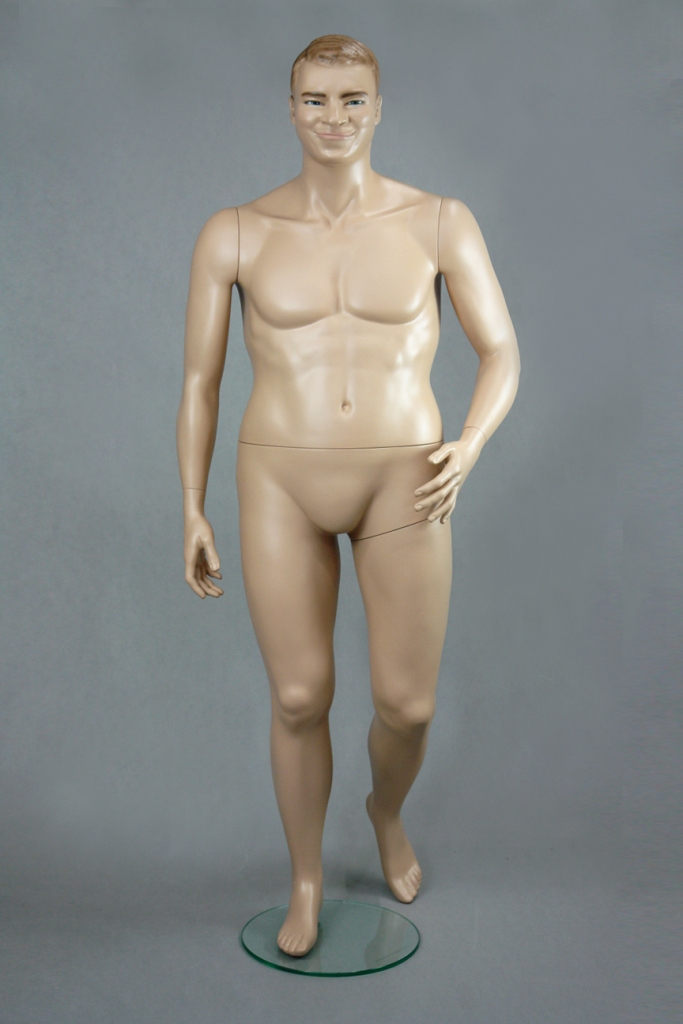 Male Gesha Mannequin