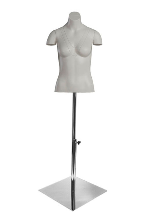 Torso female for photography PhotoHit 2 with stand