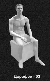 Male mannequin of the Dorofei-03 series