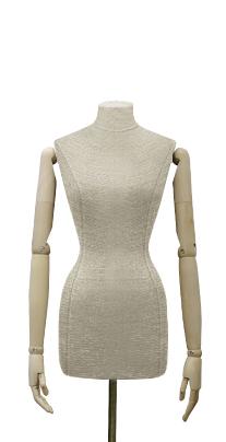 Female fabric torso of Nostalgie 03