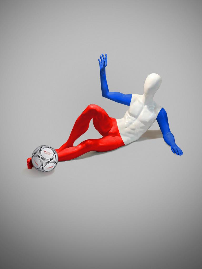 Football player of the Nashi series 05