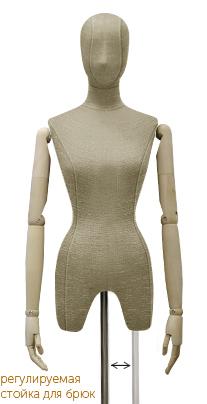 Female fabric torso of Nostalgia 06